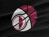 Near East University Basketball Team Logo
