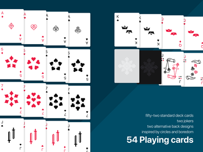 Playing cards playing cards cards design