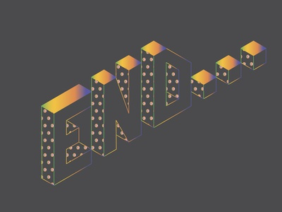 "Isometric Type ""End"""