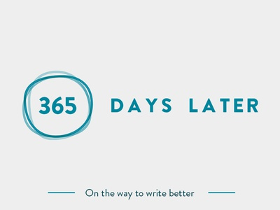 365 Days Later logo