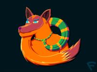 Fox Headed Man
