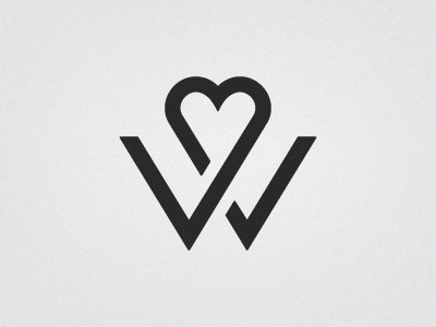 Wedding Logo by Rich Williams Dribbble