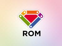 ROM logo experiments