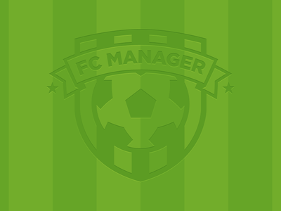 FC Manager football crest
