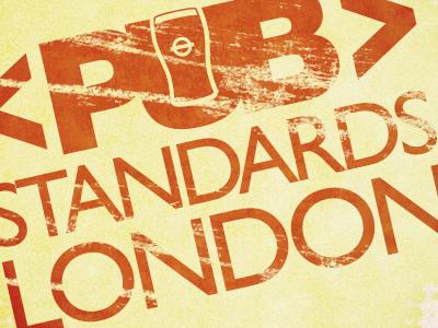 Pub Standards London pub standards