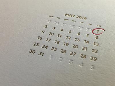 Save the Date wedding savethedate letterpress