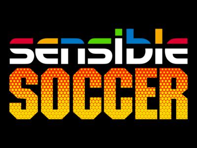 Sensible Soccer logo soccer sensible
