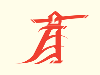 Lighthouse vector prince edward island nova scotia maritimes canada rejected logo icon east coast graffiti lighthouse