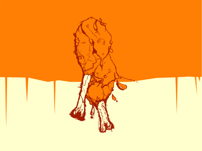 WINGS vector art illustrator handdrawn illustration crispy wings illustration vector chicken wings
