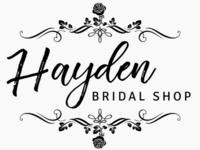 Hayden Bridal Shop logo