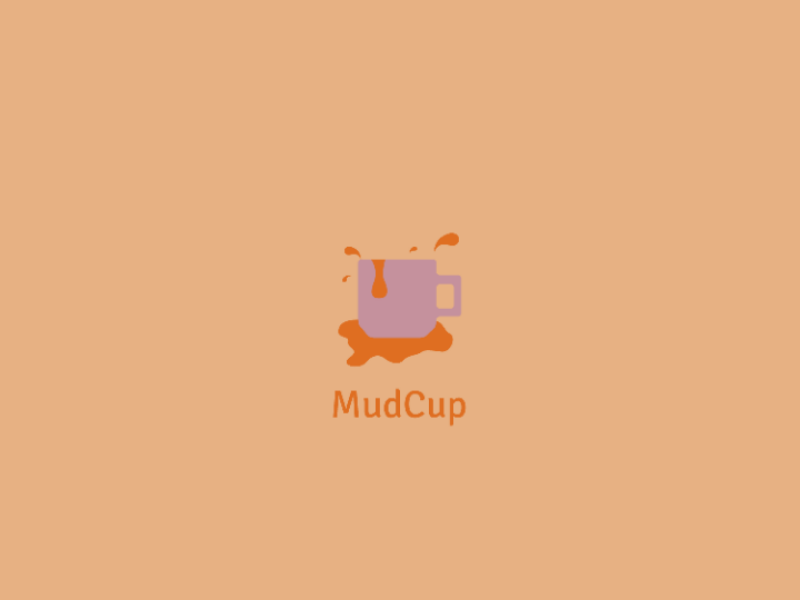 MudCup illustration vector illustrator illustration drawing digital art design creative art adobe