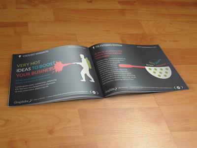 Graphika booklet