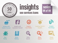 Insights Seo Icons Series 04