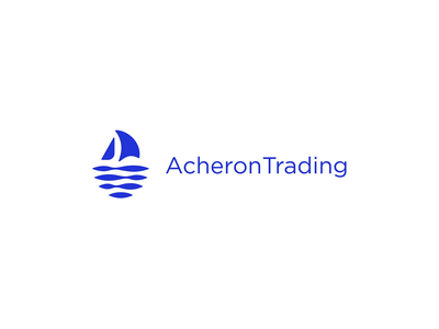 Acheron Trading - Logo animation assets trading fintech app startup blockchainfirm minimal logo branding crypto exchange bitcoin cryptocurrency logo animation animation 2d logo fintech branding fintech blockchaintechnology blockchain crypto