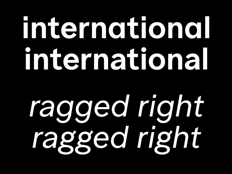 tabularasa typeface editorial design minimalist branding typography sans serif font grotesk typedesign
