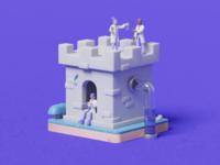 Castle Lab Header