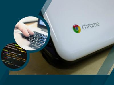 Kleine ChromeBook