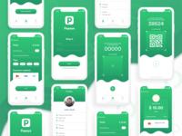 "UX/UI Design - Mobile App ""Papaya"""