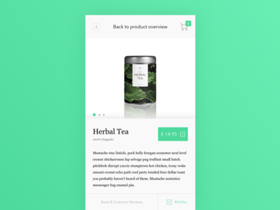 E-commerce Item product shop e-commerce ui daily