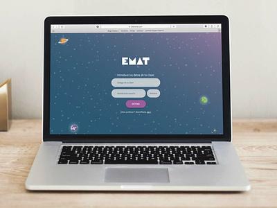 Kids App - Log in login design login page menu ios illustrator app website ux ui kidsapp kids illustration game app game education app education