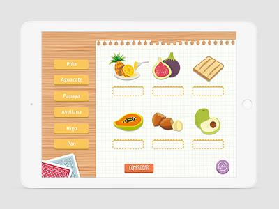 Kids App Education | Game ios illustrator design app website ux ui kidsapp kids illustration game app game education app education