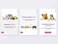 Daily Ui Challenge 023 - Onboarding