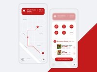 Daily Ui Challenge 029 - Map