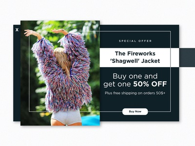 Daily UI Challenge 036 - Special Offer special offer offer shopping daily ui design ui dailyui daily challenge app