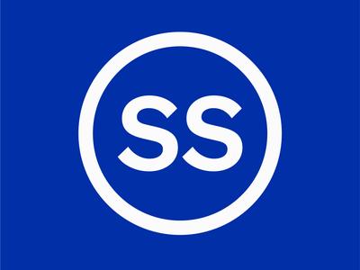 Simone Saporita – Self Branding visual identity design graphic design type typo typography graphic designer branding logos ss monogram logodesigner logodesign logo