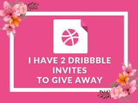Dribbble Invites 2018