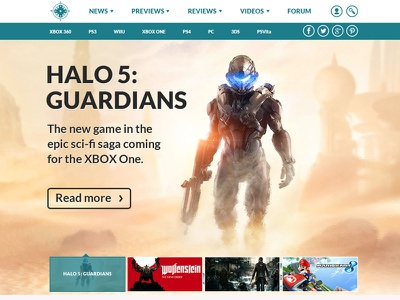 Game Compass Website WIP design responsive wip web webdesign games