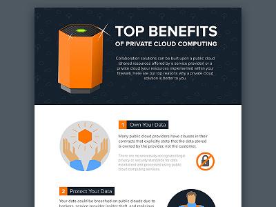 Protonet Infographic graphics server details vector illustrator illustration infographic