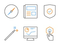 Protonet Icons