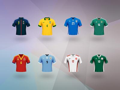 Football shirts football soccer shirts jerseys japan brazil italy mexico spain uruguay tahiti nigeria