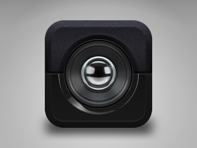 Speaker icon view400x300