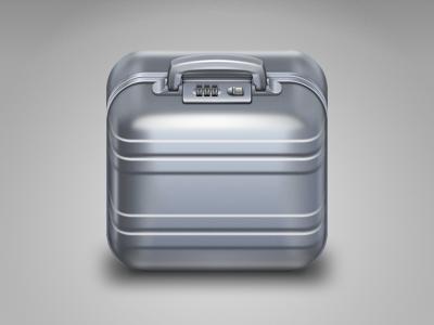 Suitcase iOS icon