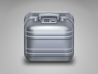 Suitcase iOS icon