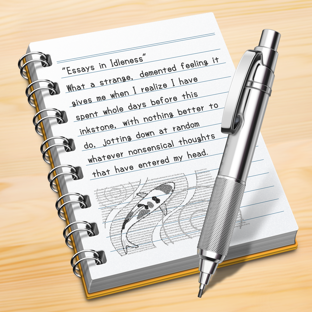 Notebook icon 1024px view
