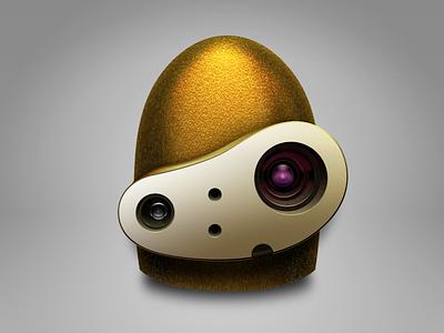 Robot's head robot