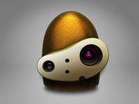 Robot's head