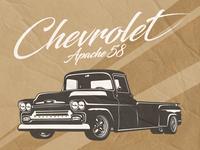 Chevrolet Apache 58