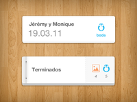 Ipad project elements