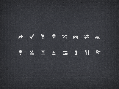 Mimi glyphs v2 wip icons glyph picto clean vectorial