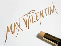 Max Valentina Logo