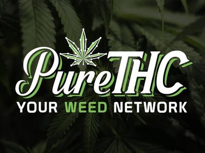 PureTHC Logo