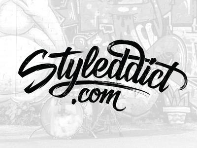 Styleddict Logo concept