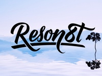 Reson8t Custom logo