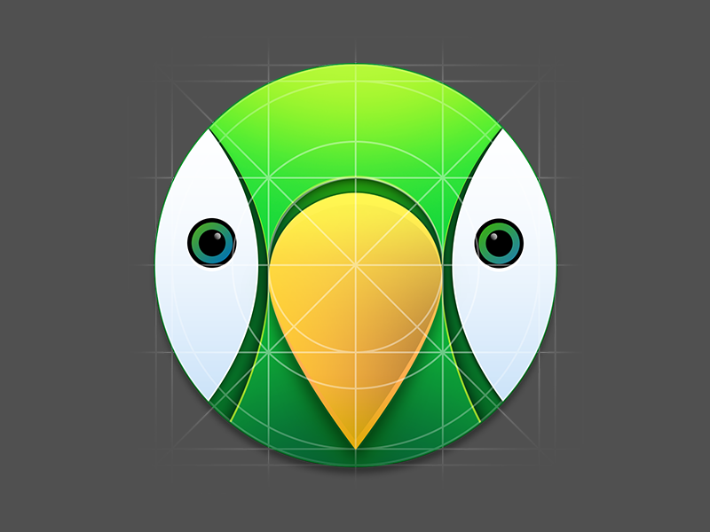 AirParrot 2 by Cory Shoaf on Dribbble