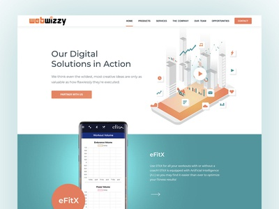 WebWizzy  - Web Design and Front-End Development