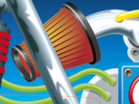 Shifter Kart Graphics 2